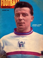 Johnny Byrne, Crystal Palace 1961