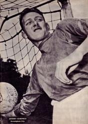 Johnny Schofield, Birmingham City 1962