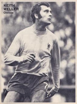 Keith Weller, Chelsea 1970