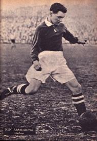 Ken Armstrong, Chelsea 1951