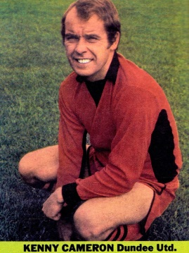 Kenny Cameron, Dundee United 1974