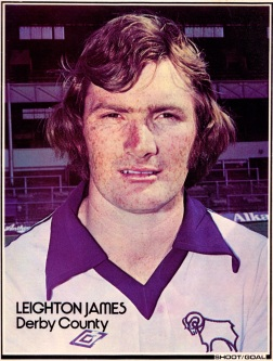 Leighton James, Derby Country 1976