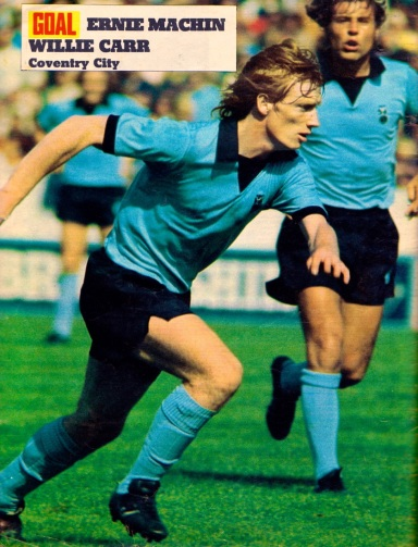 Machin and Carr, Coventry City 1972