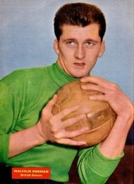 Malcolm Norman, Bristol Rovers 1960