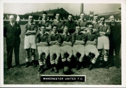 Manchester United 1936