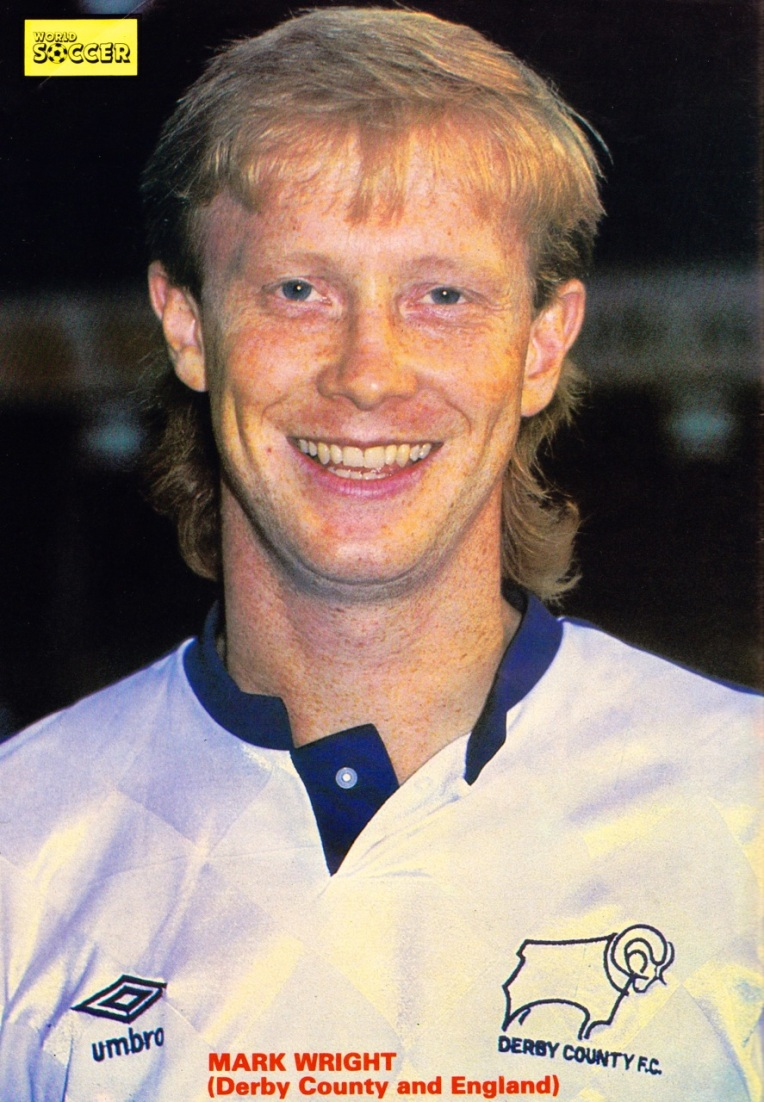 Mark Wright, Derby Country 1987