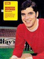 Martin Buchan, Aberdeen 1971