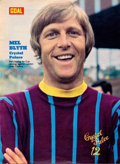 Mel Blyth, Crystal Palace 1968