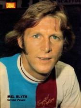 Mel Blyth, Crystal Palace 1972