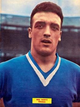 Mel Scott, Chelsea 1961