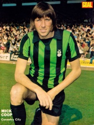 Mick Coop, Coventry City 1973