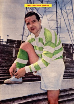 Neil Mochan, Celtic 1960
