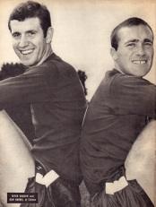 Osgood and Harris, Chelsea 1968