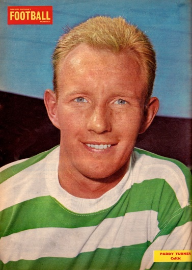 Paddy Turner, Celtic 1963