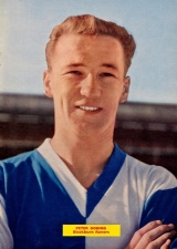 Peter Dobing, Blackburn Rovers 1960