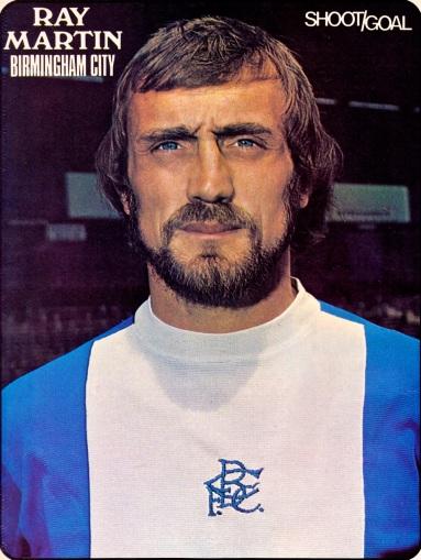 Ray Martin, Birmingham City 1974