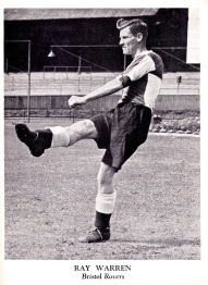 Ray Warren, Bristol Rovers 1951