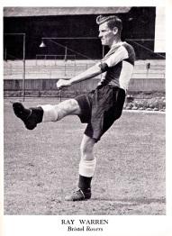 Ray Warren, Bristol Rovers 1951