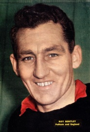 Roy Bentley, Fulham 1959