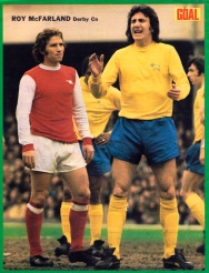 Roy McFarland, Derby Country 1973