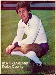 Roy McFarland, Derby Country 1976