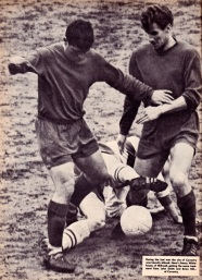 Smith and Hill, Coventry City 1964