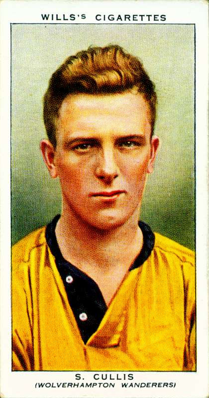 Stan Cullis, Wolves 1939