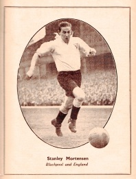 Stan Mortensen, Blackpool 1951