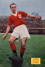 Stanley Mathews, Blackpool 1959