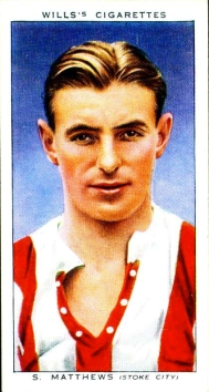 Stanley Mathews, Stoke City 1939