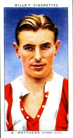 Stanley Mathews, Stoke City 1939