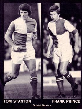 Stanton & Prince, Bristol Rovers 1973
