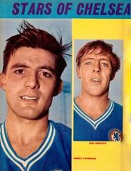 Stars Of Chelsea 1963
