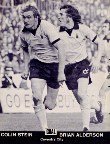 Stein & Alderson, Coventry City 1973