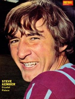 Steve Kember, Crystal Palace 1971