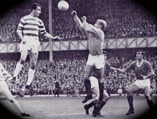 Stevie Chalmers, Celtic 1966