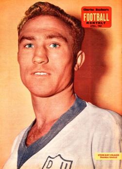 Stewart Fraser, Dundee United 1963