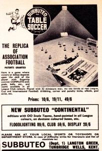 Subbuteo 1966