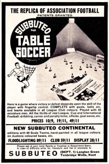 Subbuteo 1967