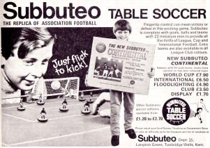 Subbuteo 1971