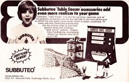 Subbuteo 1975-2