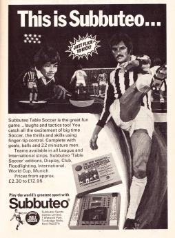 Subbuteo 1975