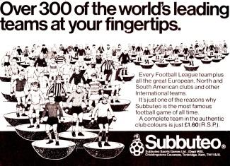 Subbuteo 1980-2