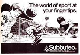 Subbuteo 1980-5