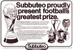Subbuteo 1981-3