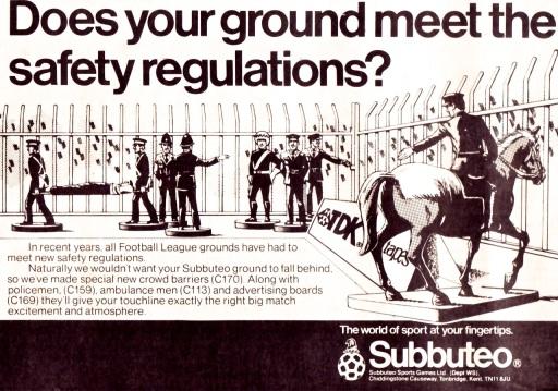 Subbuteo 1981