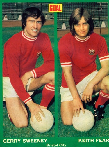 Sweeney & Fear, Bristol City 1973