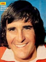 Terry Alcock, Blackpool 1973