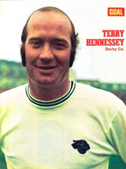 Terry Hennessey, Derby Country 1971