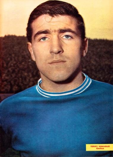 Terry Venables, Chelsea 1964